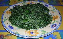Superb Creamed Spinach