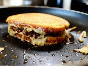 The Crabby Patty Melt