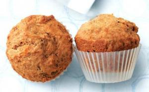 Honey Whole-Wheat Muffins