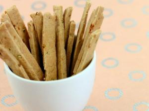 Cheese and Vegetable Sticks ( Healthy Snack for Kids)