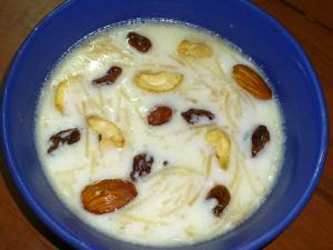 Amma's Sweet And Delicious Semiya Payasam