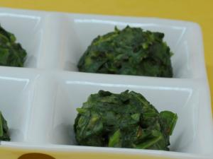 Palak Methi Dumplings