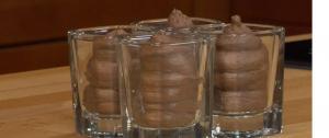 Chocolate Cream Shots Dessert