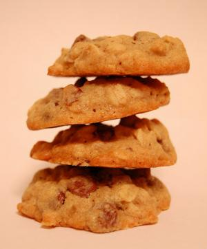 Whole Wheat Cookies