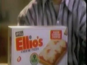 Review Ellios Pizza