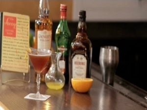 How to Make the Blood and Sand Cocktail