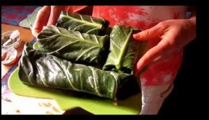 Vegan Garden Herb Roll-Ups