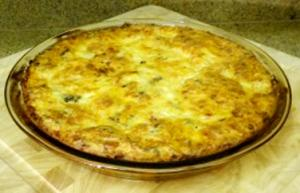 Crustless Seafood Quiche