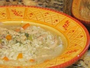 How to make Chicken and Rice Soup