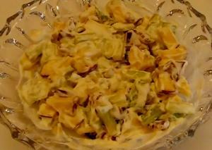Classic Wintry Waldorf Salad