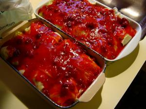 Raisin-Cabbage Rolls