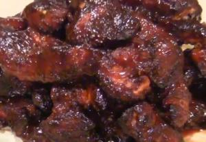 Low Sodium Bbq Pork Shoulder Rib