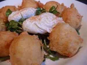 Golden Crust Eggs