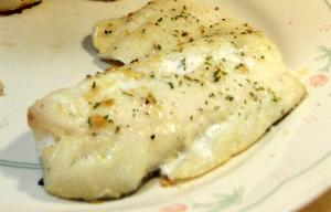 Light and Luscious Fish Fry