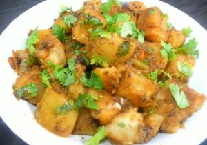 Indian Aloo Lauki Sabji