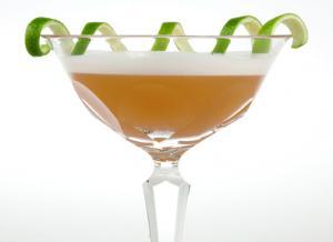 Rum Apple Rickey