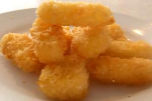 Cheese Kushiage