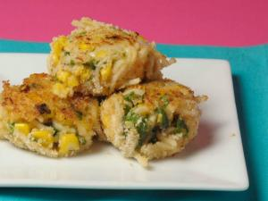 Cheesy Noodle Vegetable Cutlet