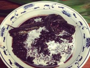 Caroline's Ramadan Recipes No 6 - Bubur Pulat Hitam