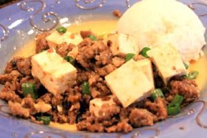 Quick Sausage and Tofu Stir Fry