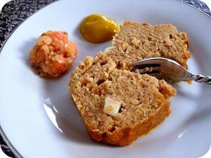 Family Style Salmon Loaf