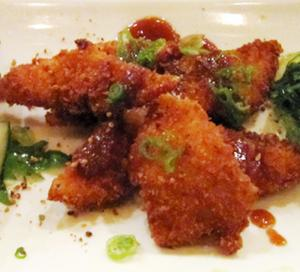 Breaded Veal Scallops