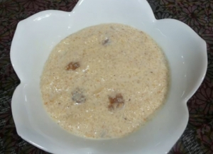 Indian Daliya Kheer
