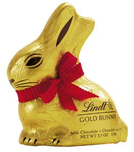 Relish the taste of Lindt Easter Chocolate