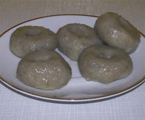 Whole Wheat Dumplings