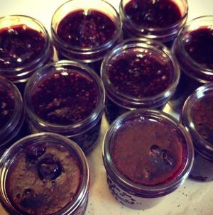 Cherry Raspberry Conserve