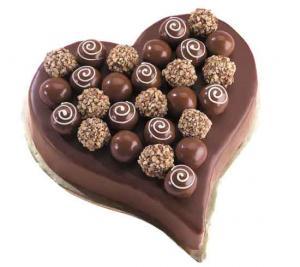 CHOCOLATE SWEETHEART