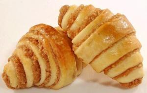 Rugelach Pastry with Cheese and Nuts