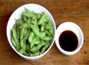 Detox: Japanese Wasabi Soy Beans
