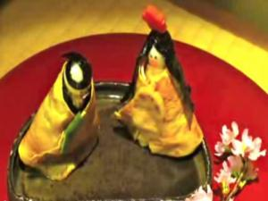 Happy Girls Day★Hinamatsuri Kimono Sushi Dolls