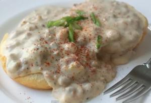 Creamy Country Breakfast Gravy