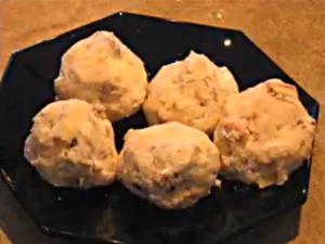 Rum Butter Balls