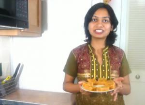Maharashtrian Orange Burfi