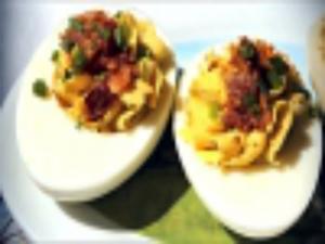 Grand Ma-Ma's Deviled Eggs
