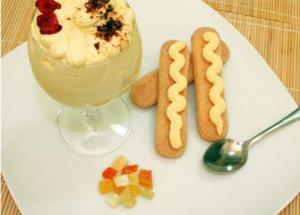 Mascarpone Cream With Eggs