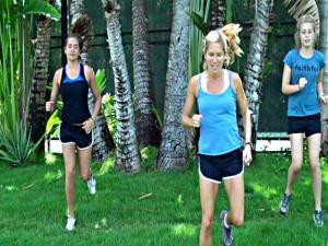 Jogging for Good Health