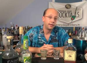 Avada Kedavra Cocktail