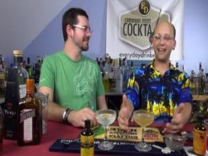 Armada Cocktail vs The Japenglish Cocktail