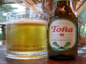 Toña Cerveza Lager Beer Review