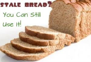 Ways to use stale bread