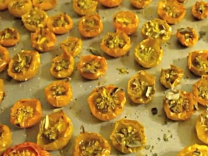 Fun-In-The-Sun Dried Tomatoes