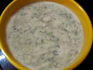 Cucumber Yogurt Dressing