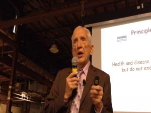 Wholistic Nutrition by Dr. T. Colin Campbell Part 3