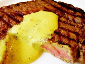 Healthy Butterless Bearnaise Sauce