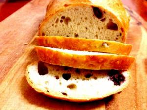 Olive Nut Bread