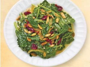 Wegmans Citrus Sesame Kale Salad